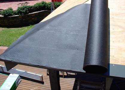 гидроизоляция для крыши